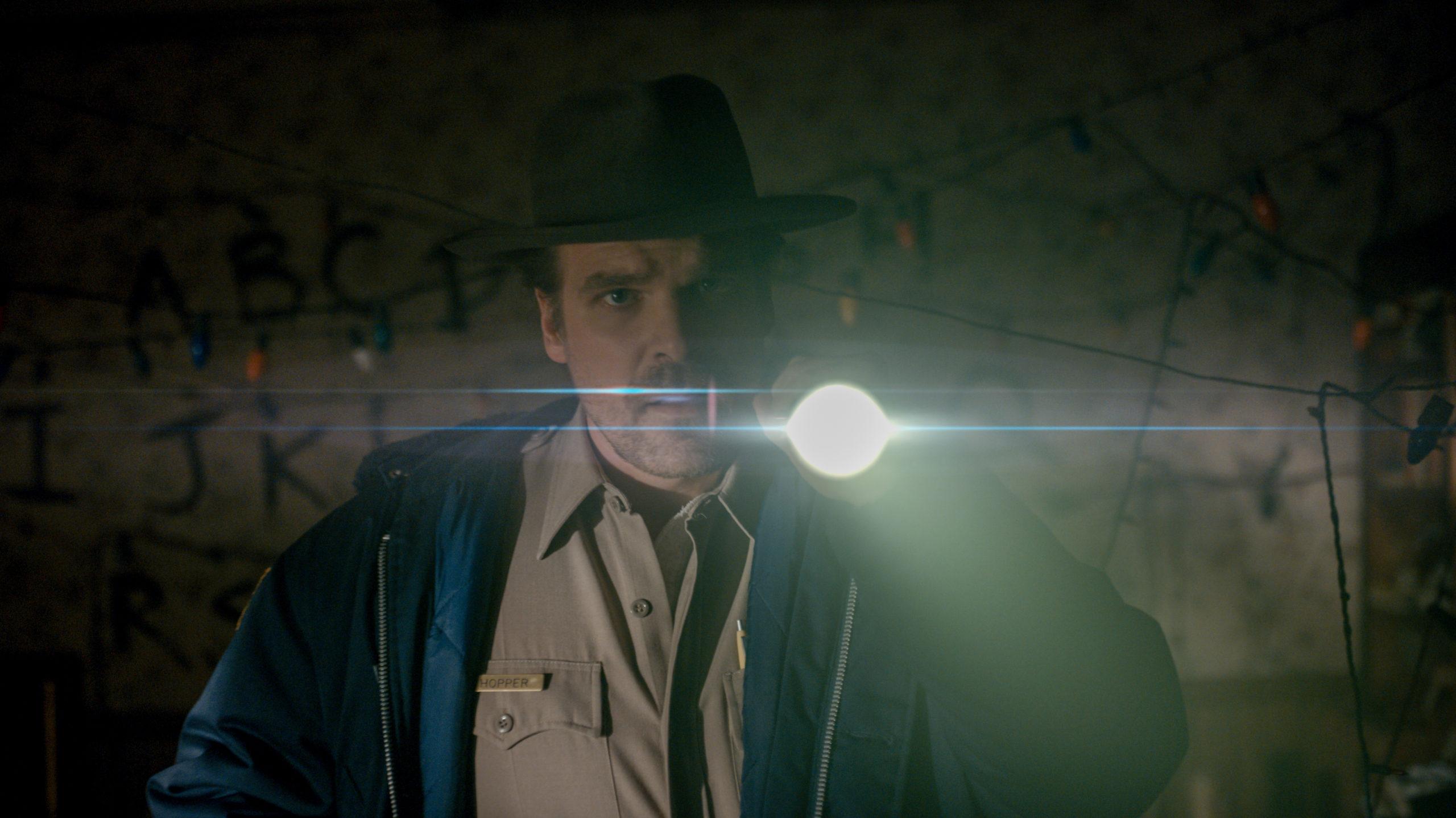 stranger things sherif