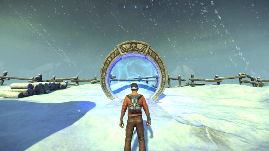 Outcast Second Contact - Ranzaar Daoka Stargate