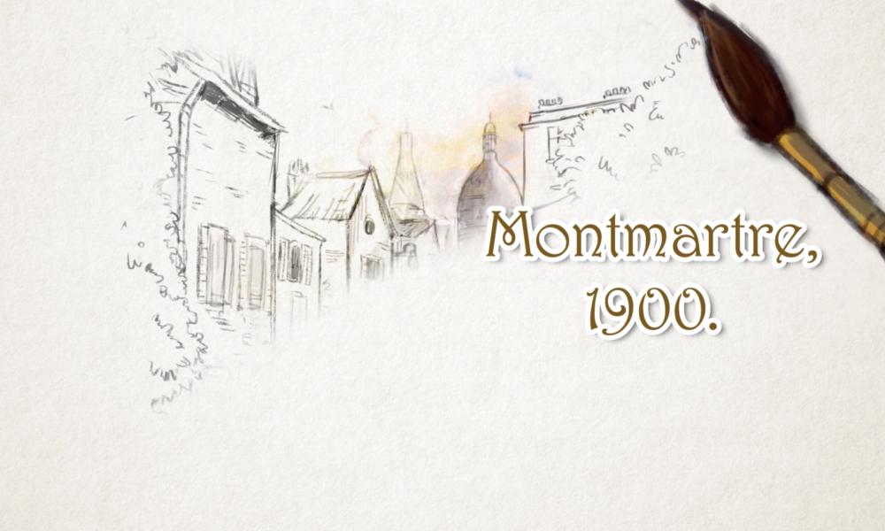 Test du jeu de cartes Montmartre